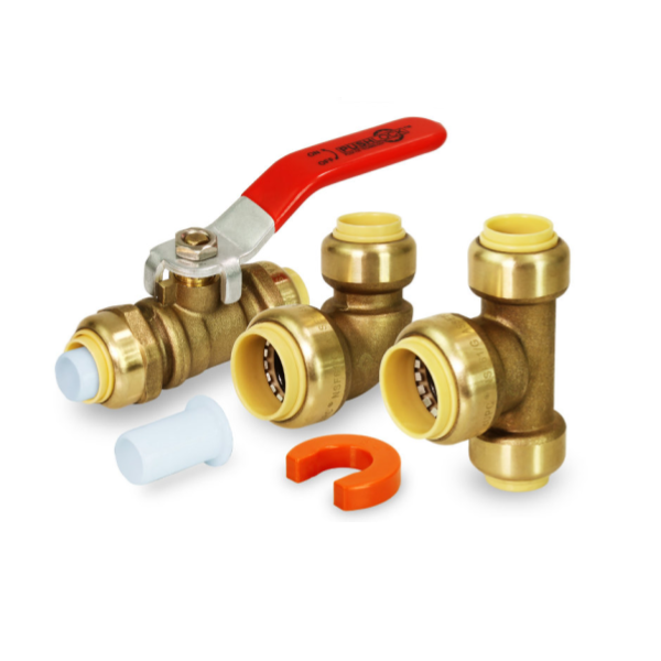 PushLock Fittings