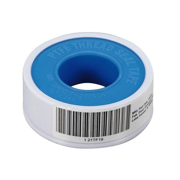 100 Piece Teflon Tape PTFE Sealing Tape Teflon Sealing Tape Thread Sealing Tape