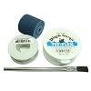 Plumbing Solder Kit, 1/4Lb Lead Free Solder, Flux Paste, 2Yd Abrasive and Brush