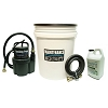 Tankless Water Heater Flushing With Descaling Solution Kit