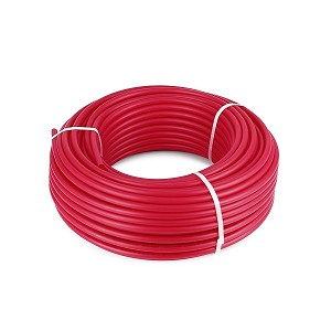 "3/4"" PEX Tubing Red Potable Water, PEX-B (100 ft Coil)  PFW-R34100"