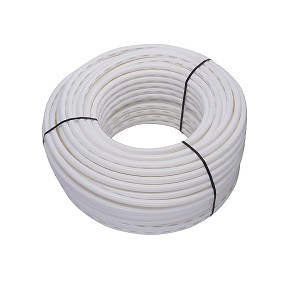 "3/4"" PEX Tubing White Potable Water, PEX-B (300 ft Coil)  PFW-W34300"