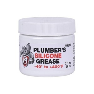 Hercules 40610 Plumbers Silicone Grease