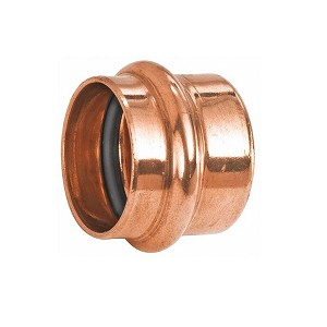 "1"" Propress Copper Cap"